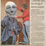 Article in the Canberra Times, 5th July 2014